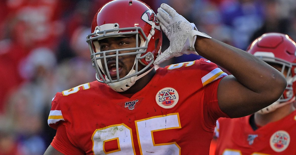 Could the Chiefs end up trading Chris Jones to the Colts?