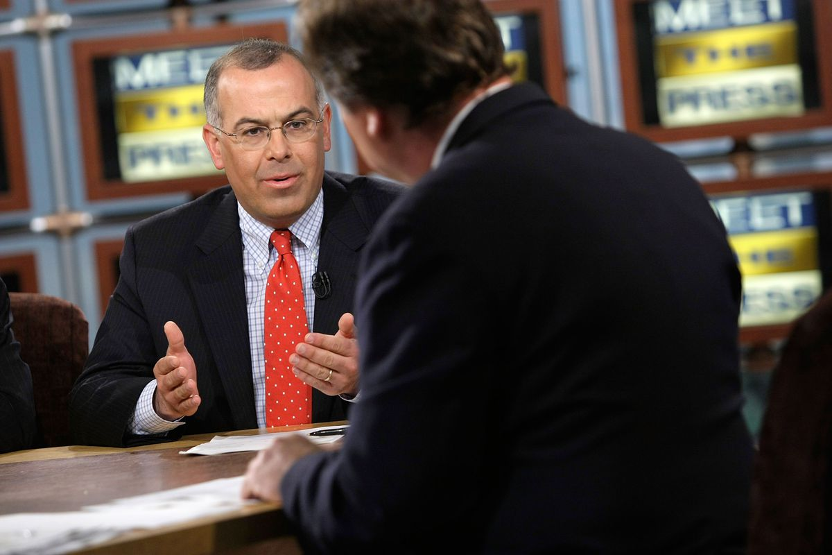 Republican Party: David Brooks is fed up with you.