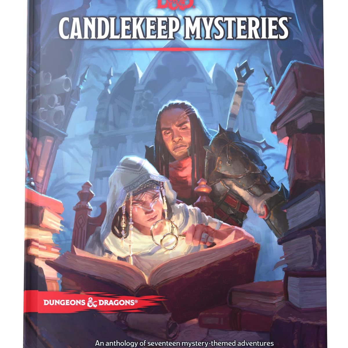 Candlekeep Mysteries preview: 'Lore of Lurue' brings D&D back in time to a magical forest