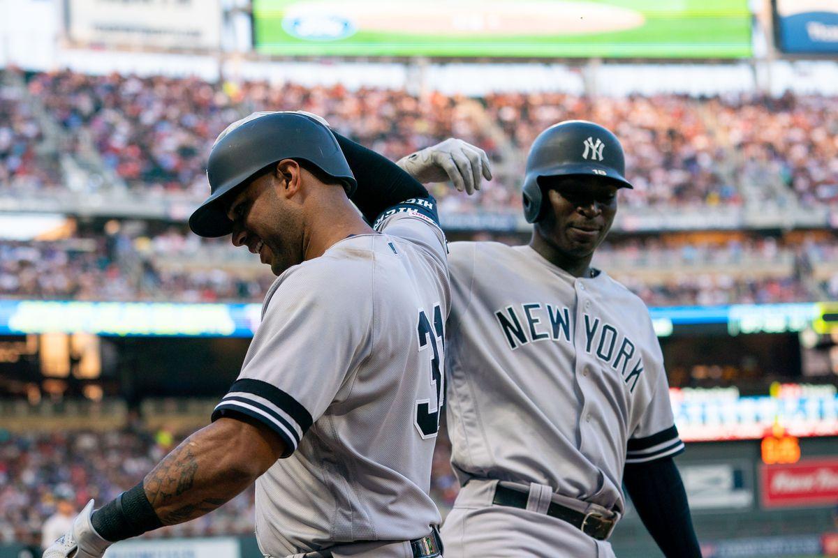 MLB: New York Yankees at Minnesota Twins