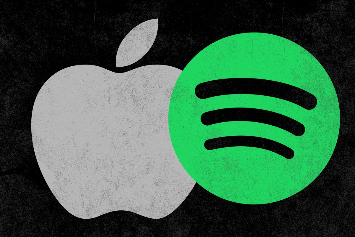 A Short History of the Spotify–Apple Music Beef - The Ringer