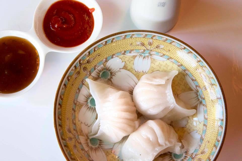 Chinatown's dumplings