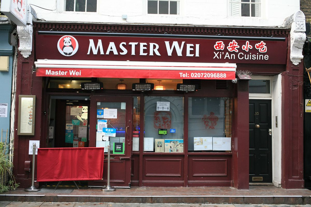 Wei Guirong's Master Wei is open for takeaway
