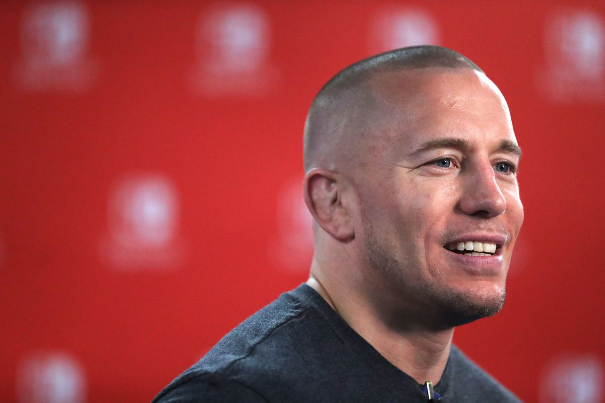 George St. Pierre, Canadian UFC champ talks a bit about Arms, Nintendo's new game.