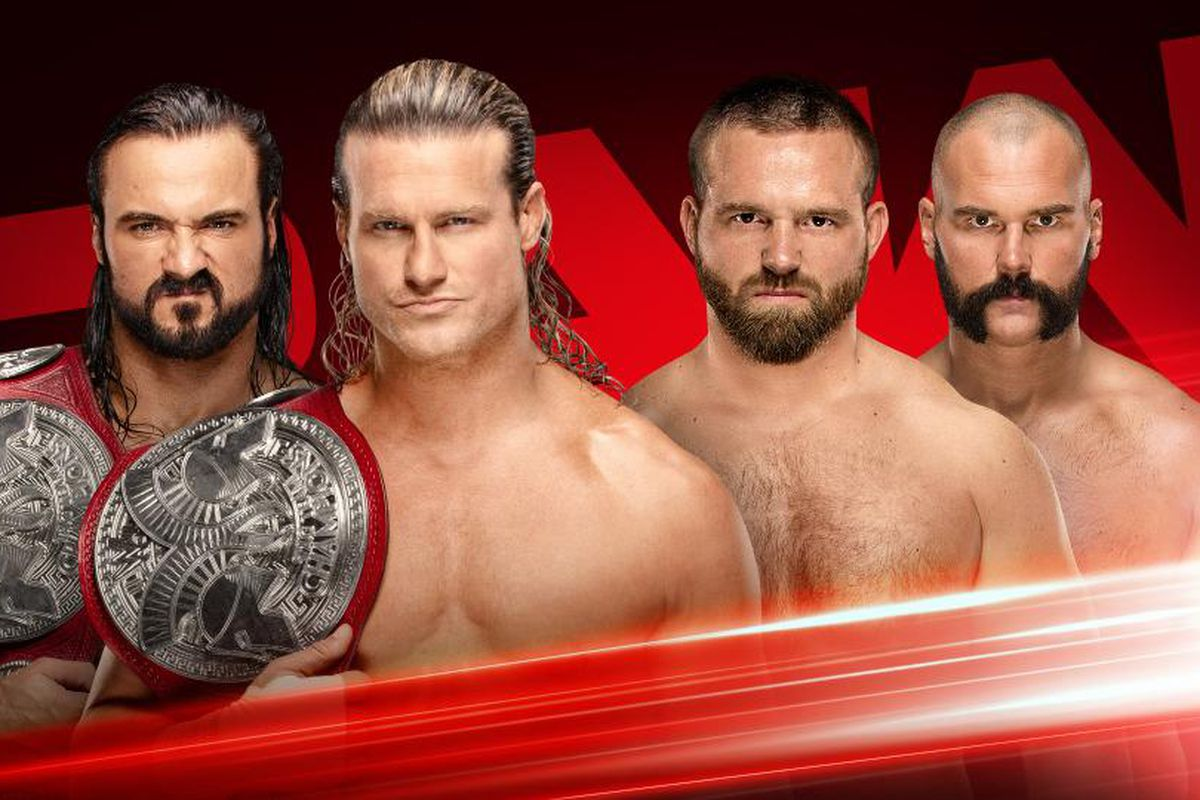 Wwe raw results live blog sept 24 2018 tag team - Monday night raw images ...