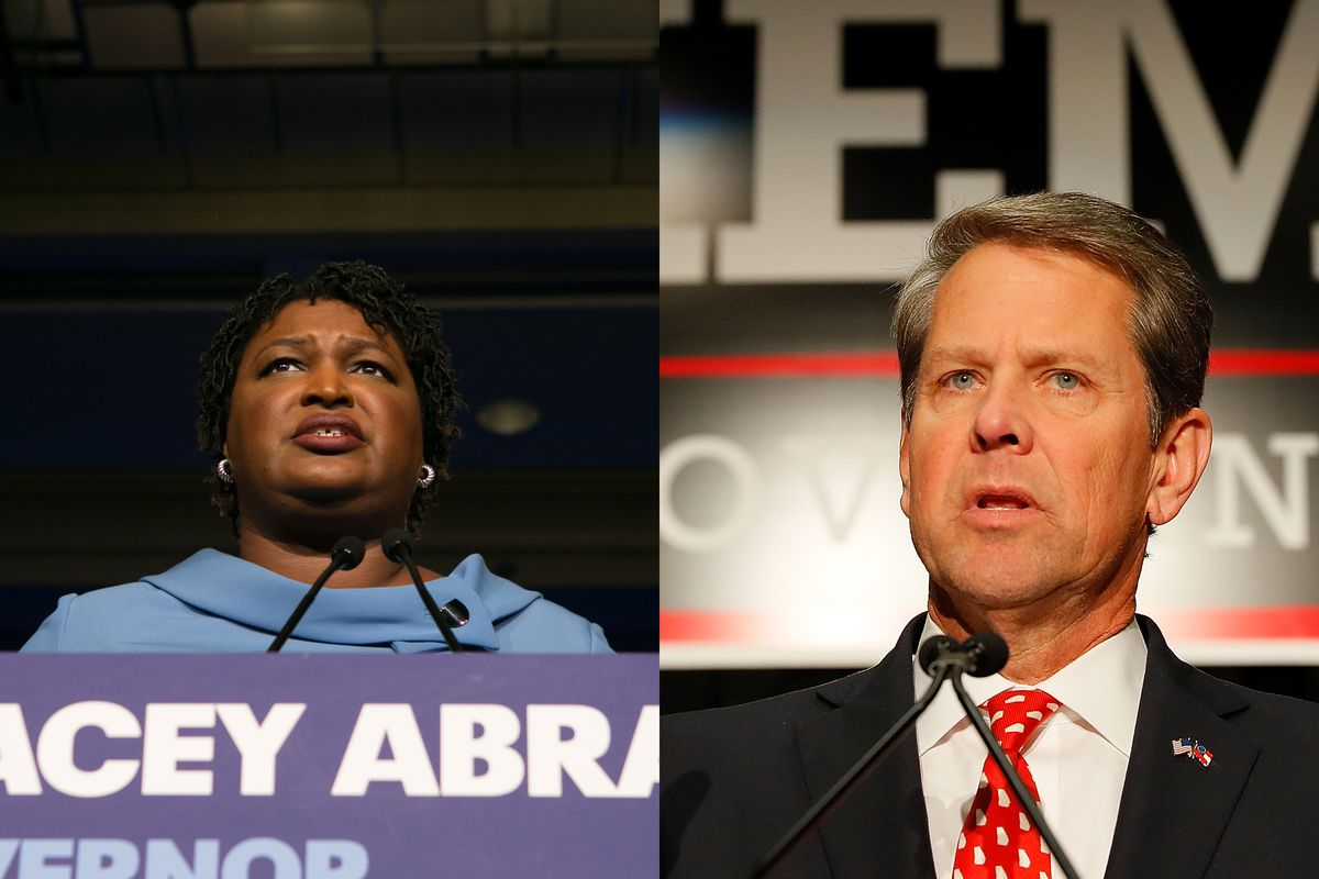 Justice Department Sues Georgia Over >> Georgia Governor S Race Courts Bolster Abrams S Call To Count Votes