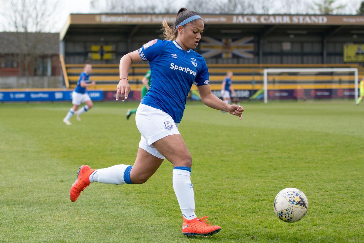 Everton Ladies v Yeovil Town Ladies: FA WSL