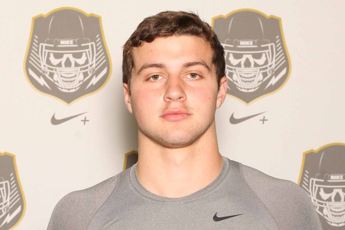 Madison, Wis. (Memorial) standout Jake Ferguson at the Opening Regionals Chicago