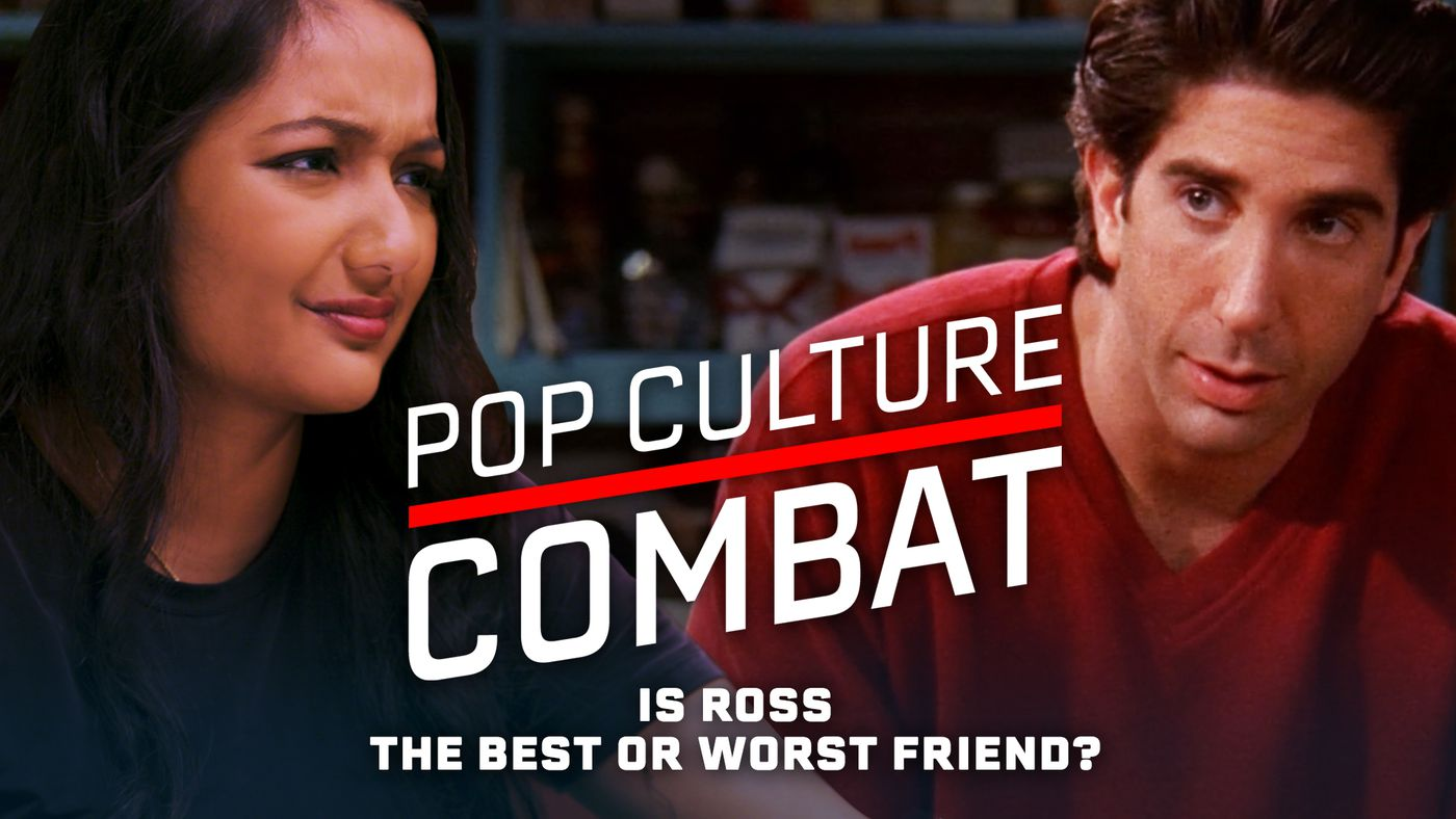 Pop Culture Combat: Was Ross The Best Or Worst FRIEND?
