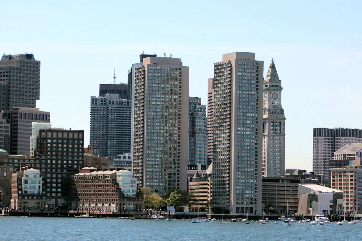 Boston S Big Downtown Waterfront Rezoning Not So Fast Say Groups