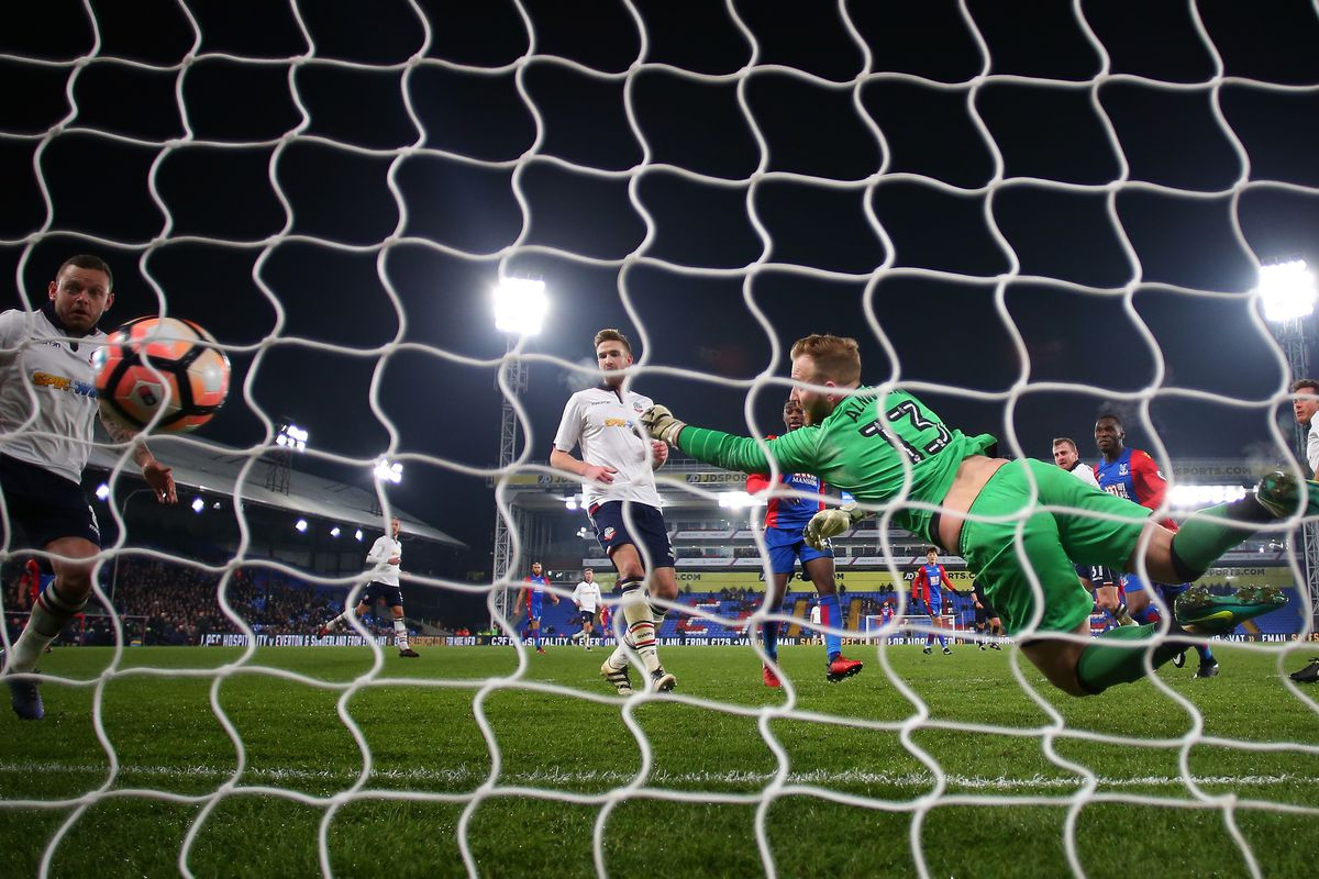 Crystal Palace v Bolton Wanderers - The Emirates FA Cup Third Round Replay