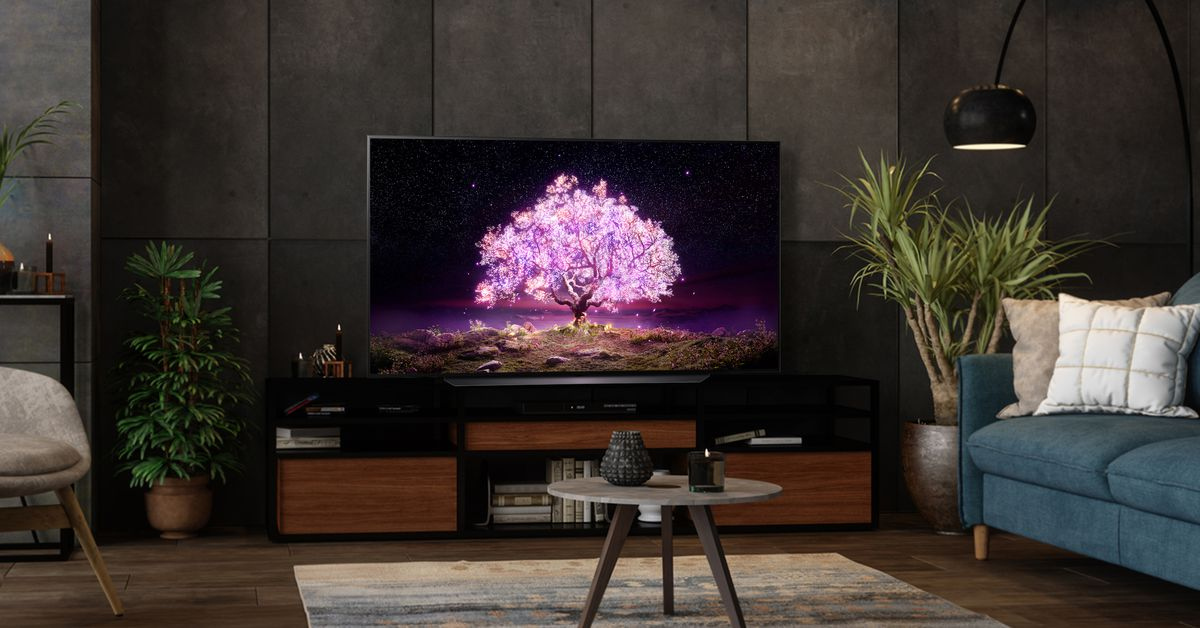 LG's gamer-friendly C1 OLED is at the best price ever