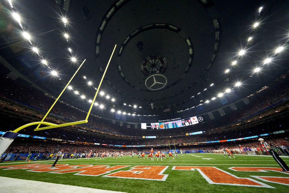 COLLEGE FOOTBALL: JAN 01 Sugar Bowl - CFP Semifinal - Alabama v Clemson