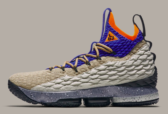 hot sale online c3ef4 273df Diana Taurasi has the best collection of LeBron 15 sneakers ...