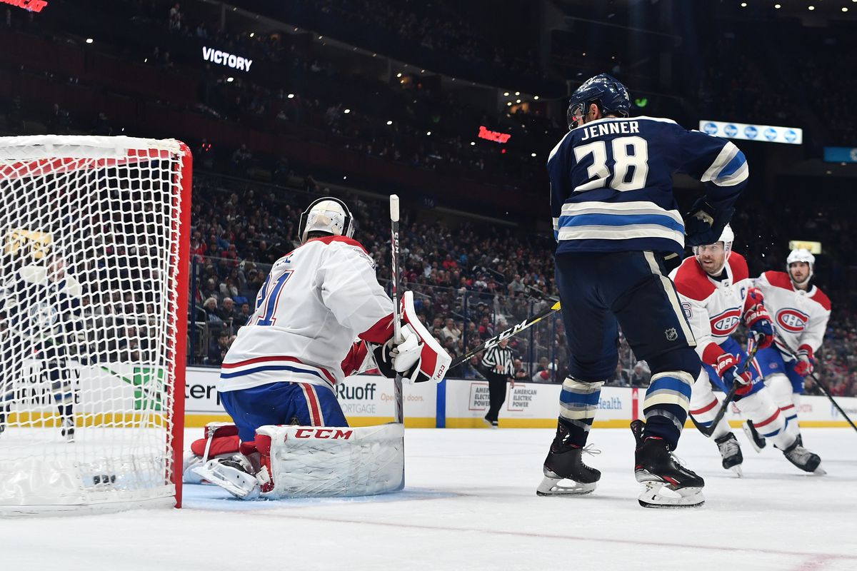 Canadiens @ Blue Jackets Top Six Minutes: Well that sucked