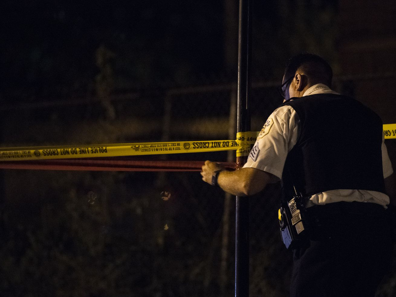 Eight people have been shot since 5 p.m. April 2, 2021.