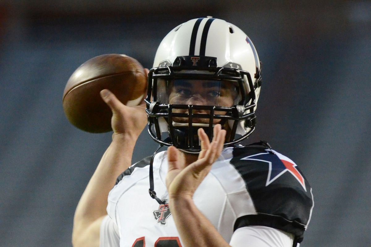 QB Michael Brewer looking for a change of scenery