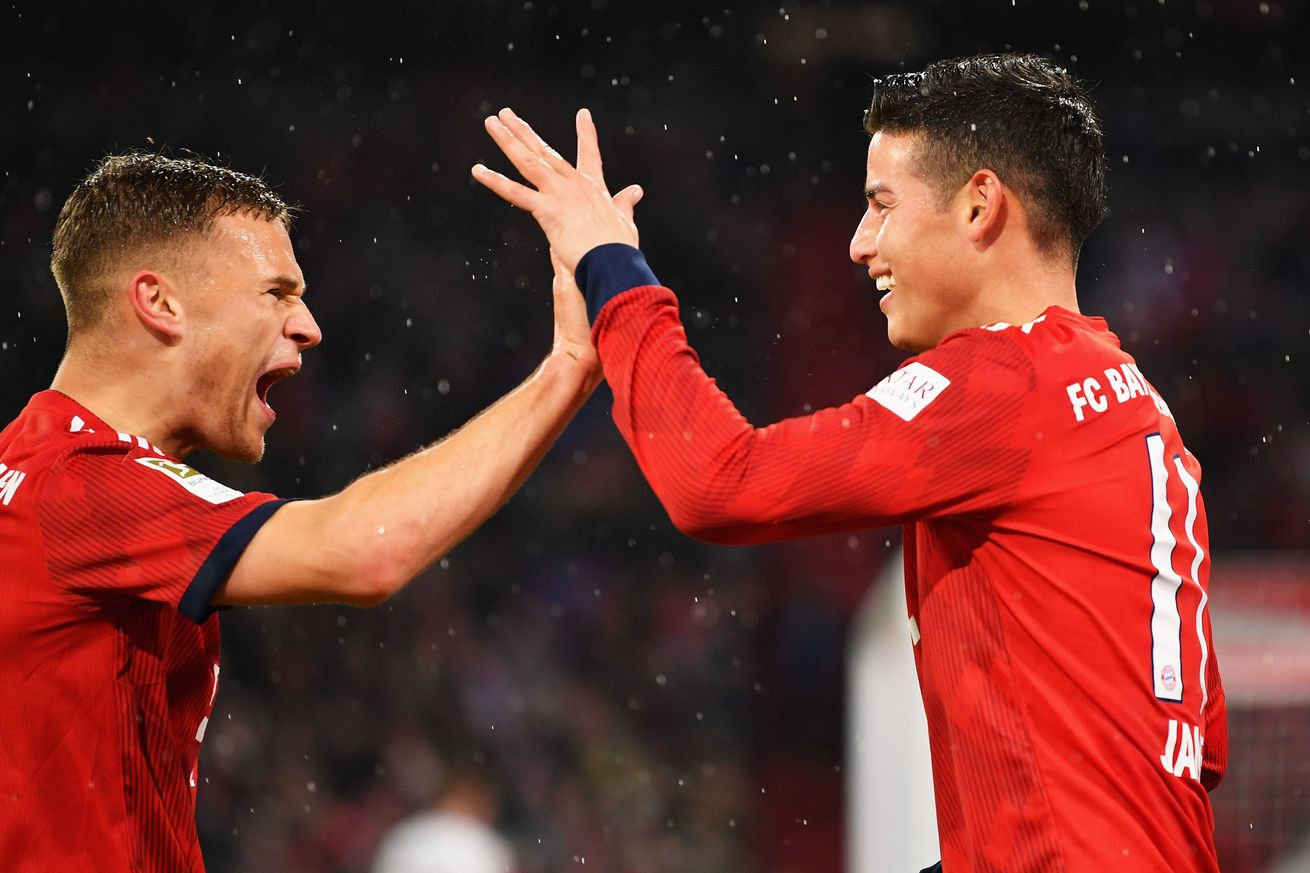 Daily Schmankerl: The aftermath of Bayern vs. Mainz; James Rodriguez may or may not want out of Bayern; Timo Werner and Kai Havertz news; and MORE!
