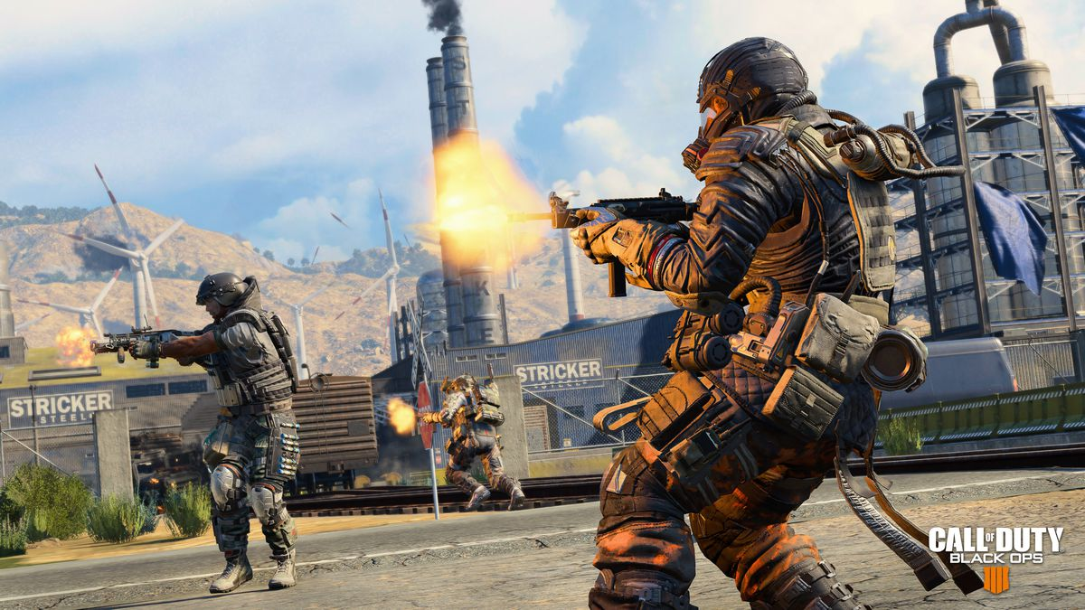 Call Of Duty Black Ops 4 Review A Great Shooter That Isn T Afraid