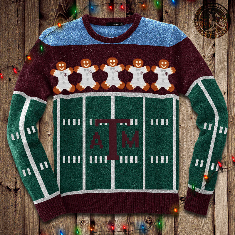 ugly aggie christmas sweaters