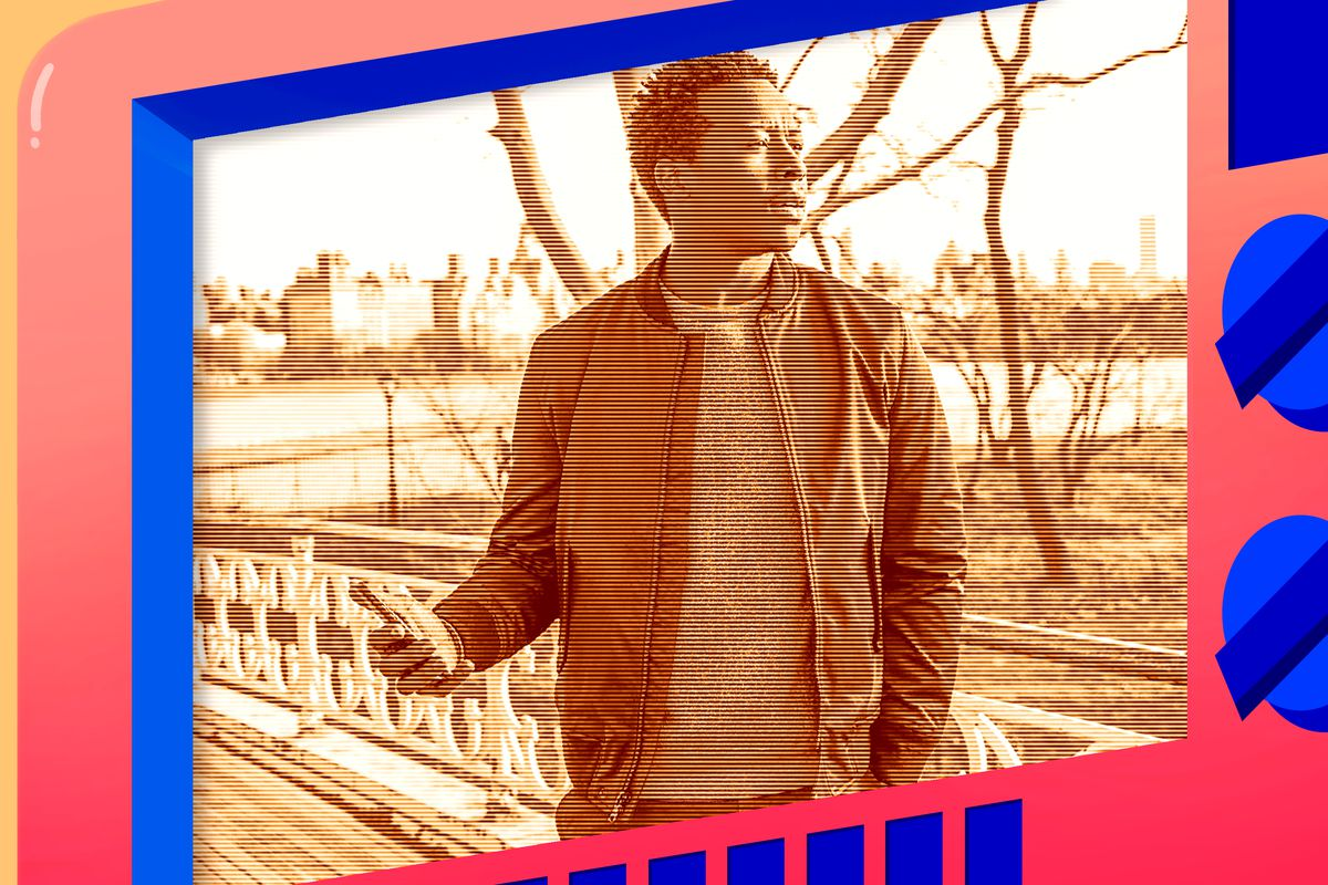 Brandon Micheal Hall in 'God Friended Me'