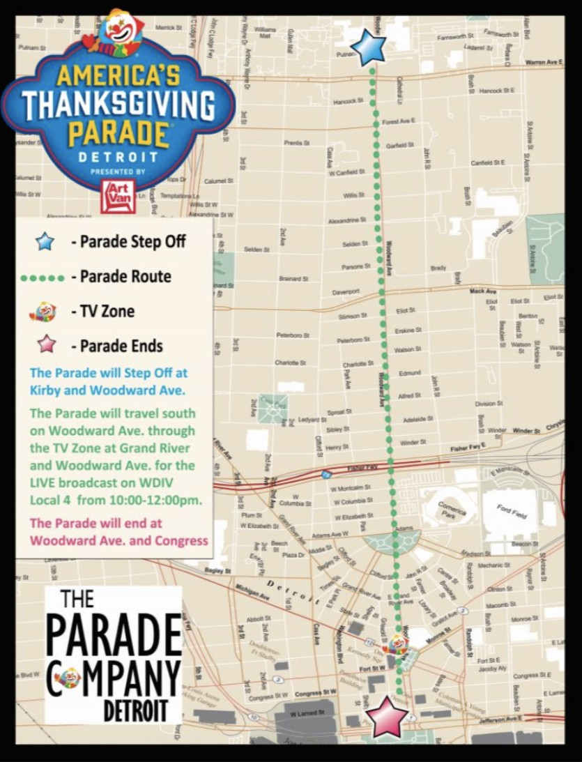 Detroit S Thanksgiving Parade Everything You Need To Know Curbed