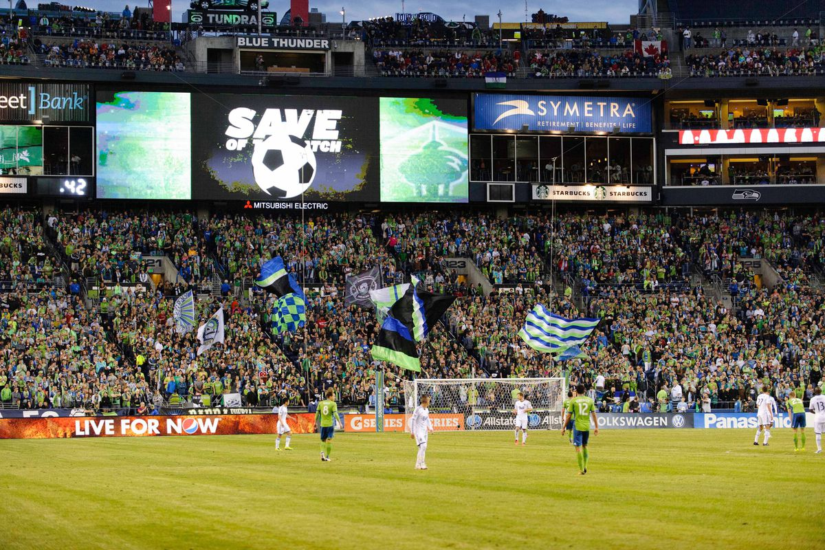 Save the Cascadia Cup and prove that the Whitecaps can't handle unsafe waters.