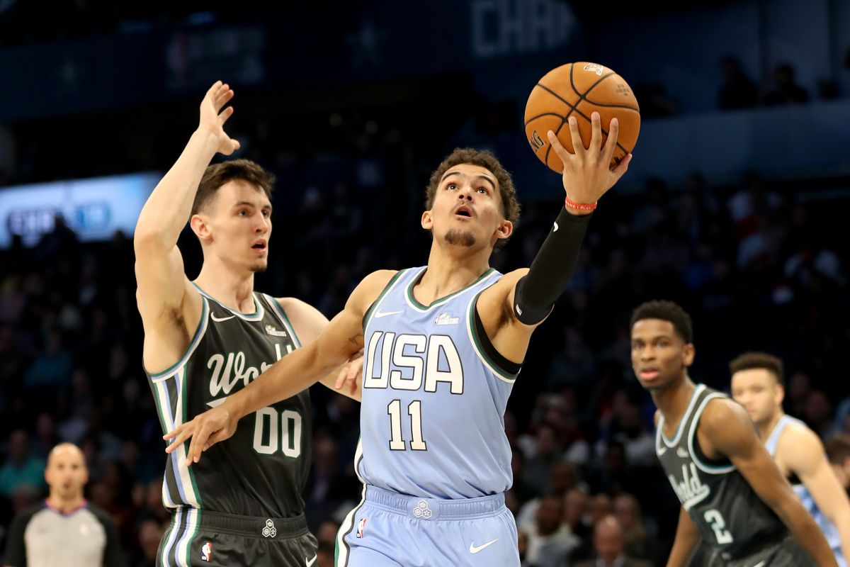 Young, Collins help Team USA down Team World in Rising Stars Challenge