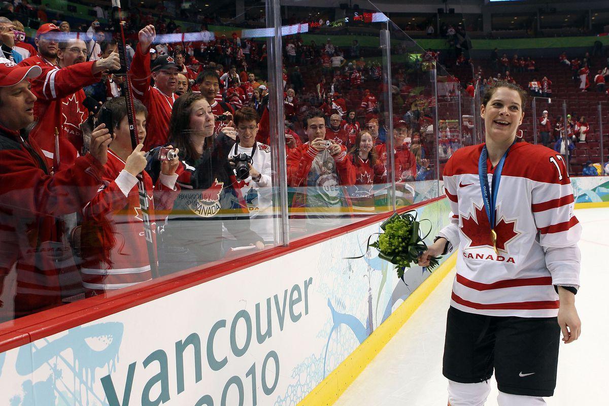 Ice Hockey - Women's Gold Medal Game
