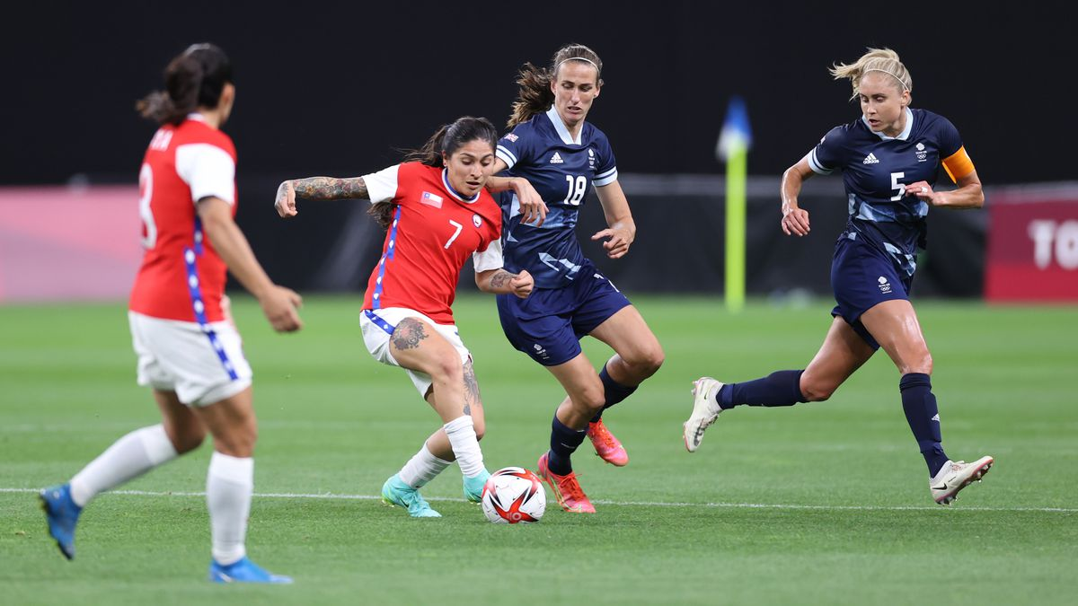 Great Britain v Chile: Women's Football - Olympics: Day -2