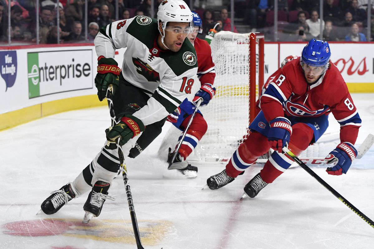 Gameday Thread: Wild vs Canadiens (4PM CT)