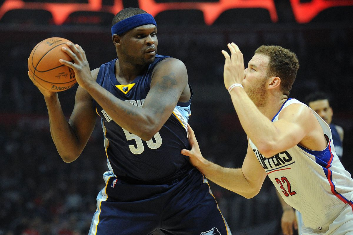 Zach randolph memphis grizzlies - This Season Zach Randolph Was Perhaps The Most Consistent Player For The Memphis Grizzlies Amid A Tidal Wave Of Injuries And While Every Year Critics