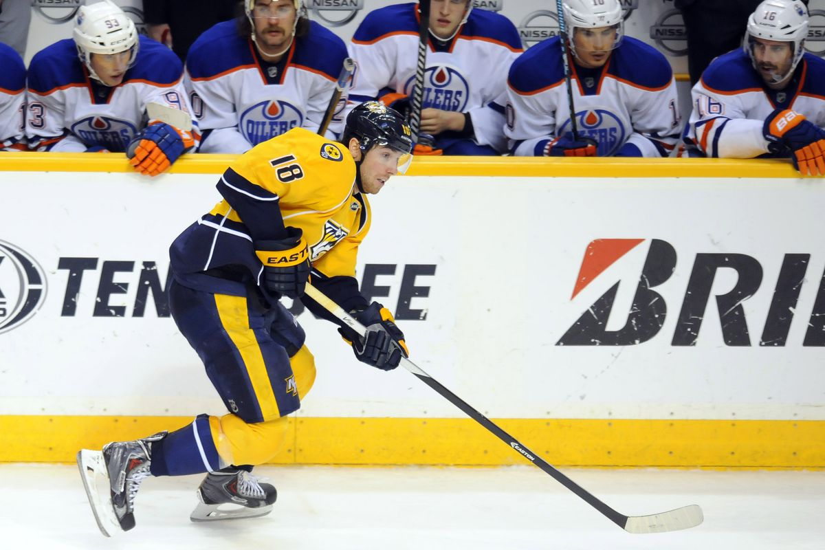 Edmonton always provides a challenge for the Predators, but this will be their first time playing against Connor McDavid