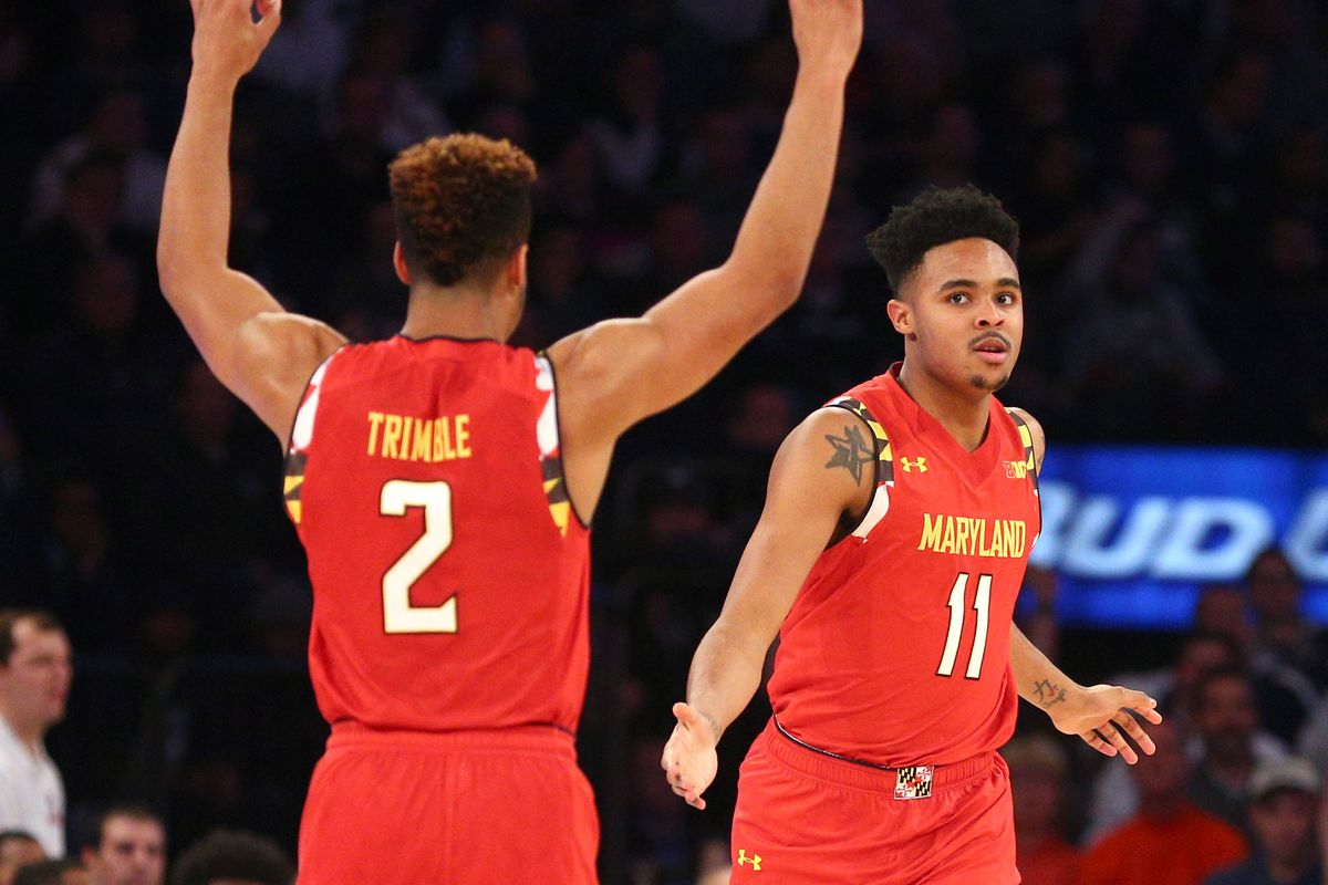 NCAA Basketball: Jimmy V Classic-Maryland vs Connecticut