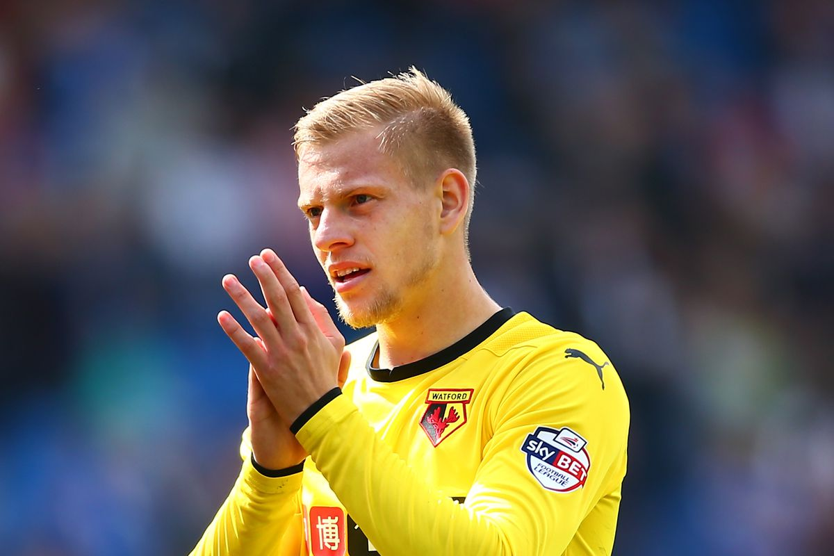 View From The Town End: Matej Vydra