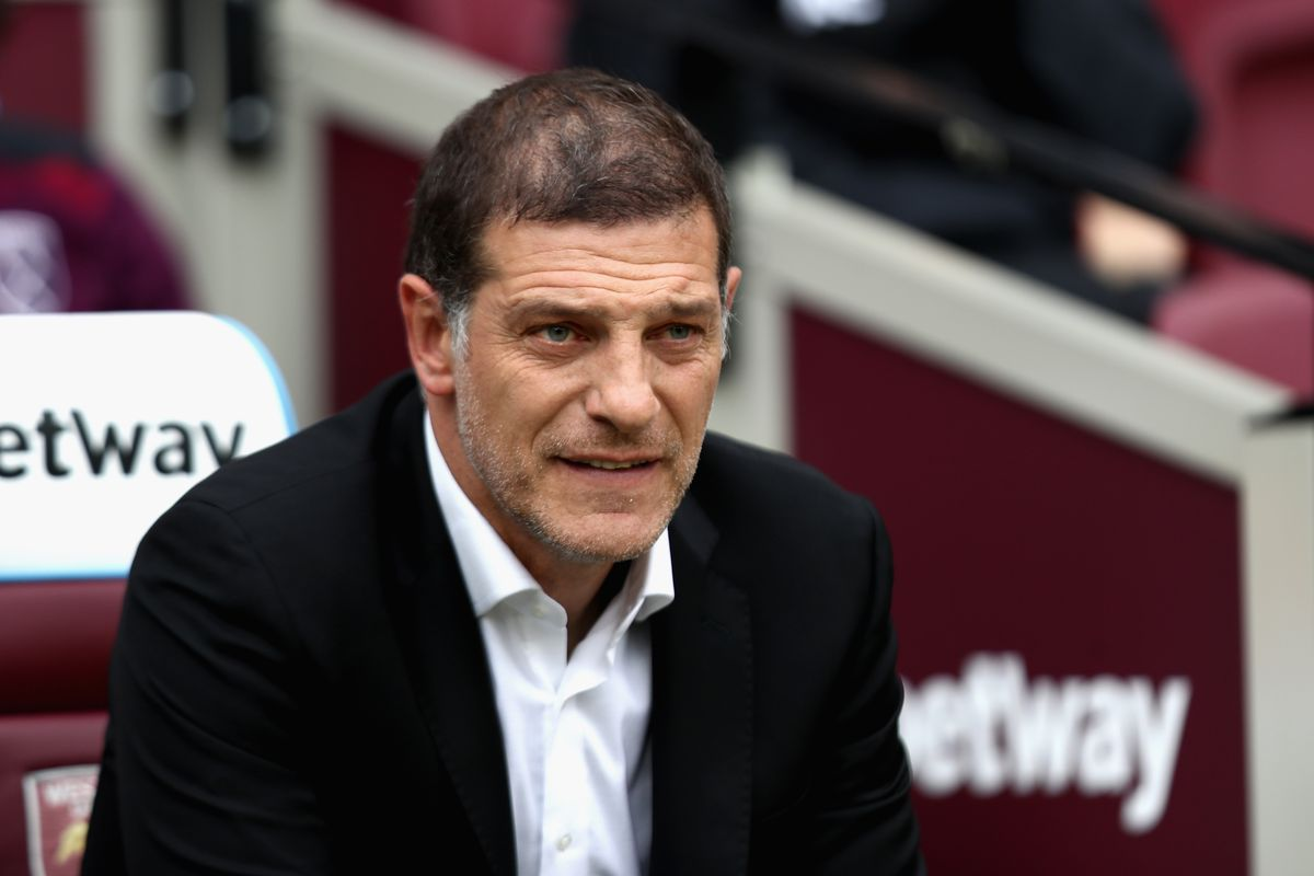 Slaven Bilic furious with Andy Carroll following red card vs. Burnley