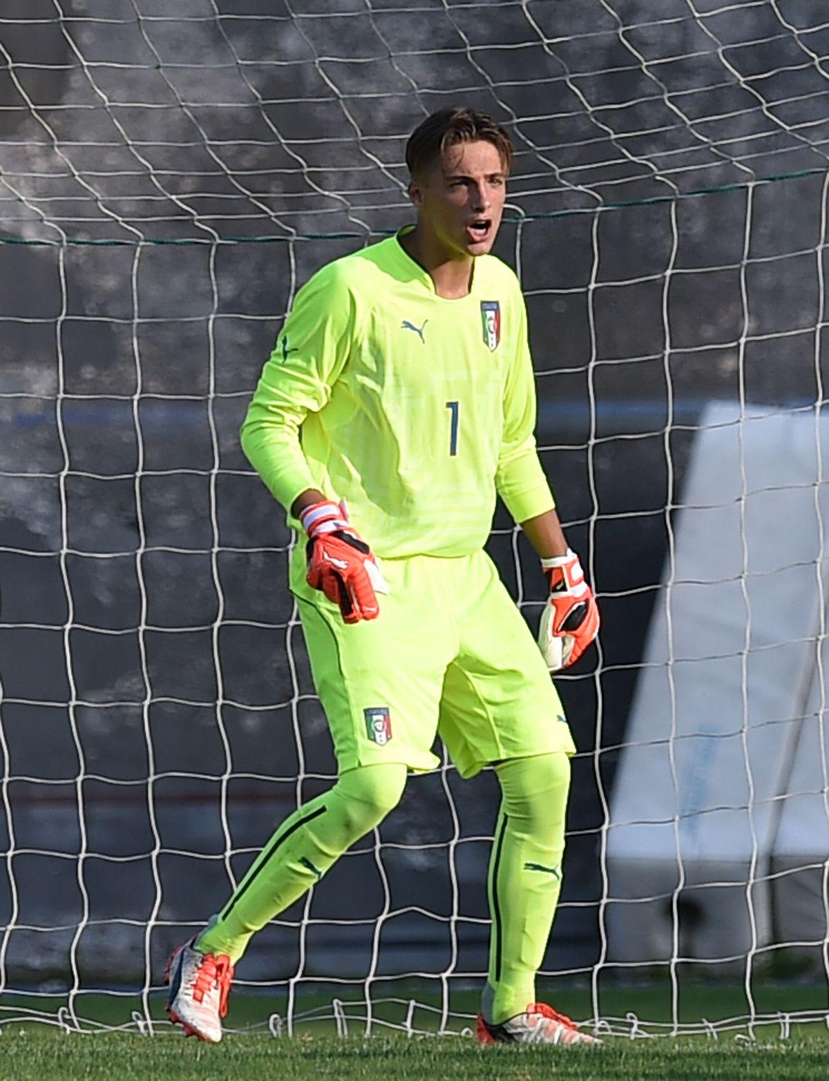 Italy U16 v Bulgaria U16 - International Friendly