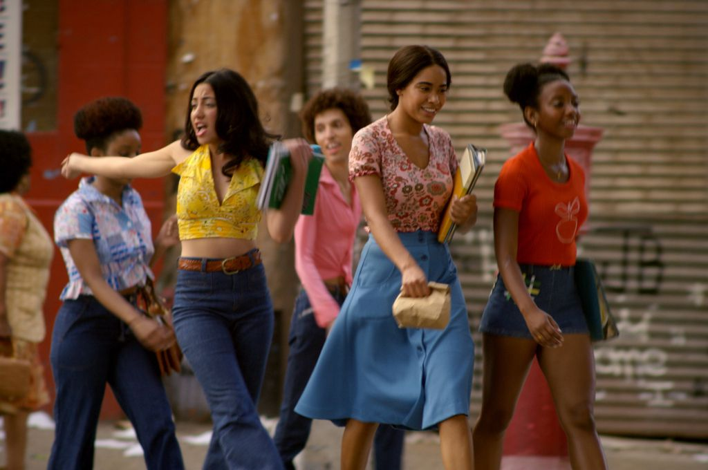 A scene from The Get Down.