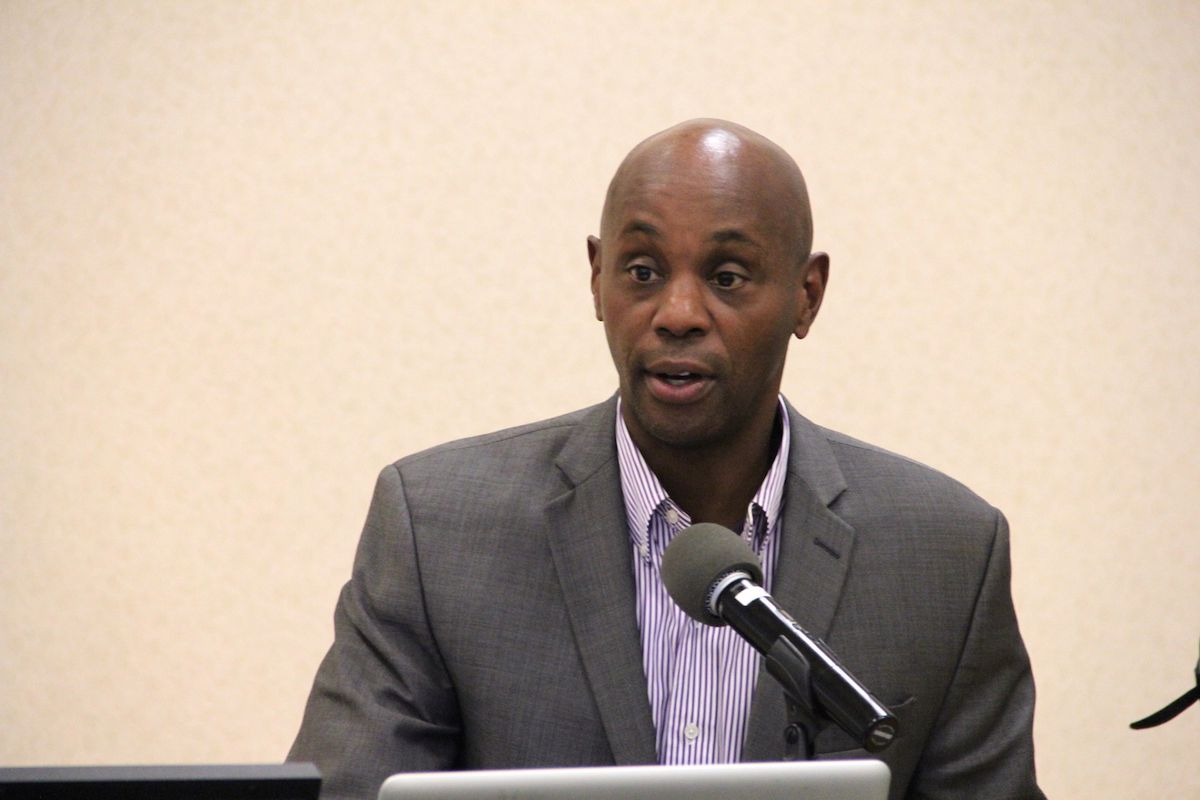 Shelby County Superintendent Dorsey Hopson