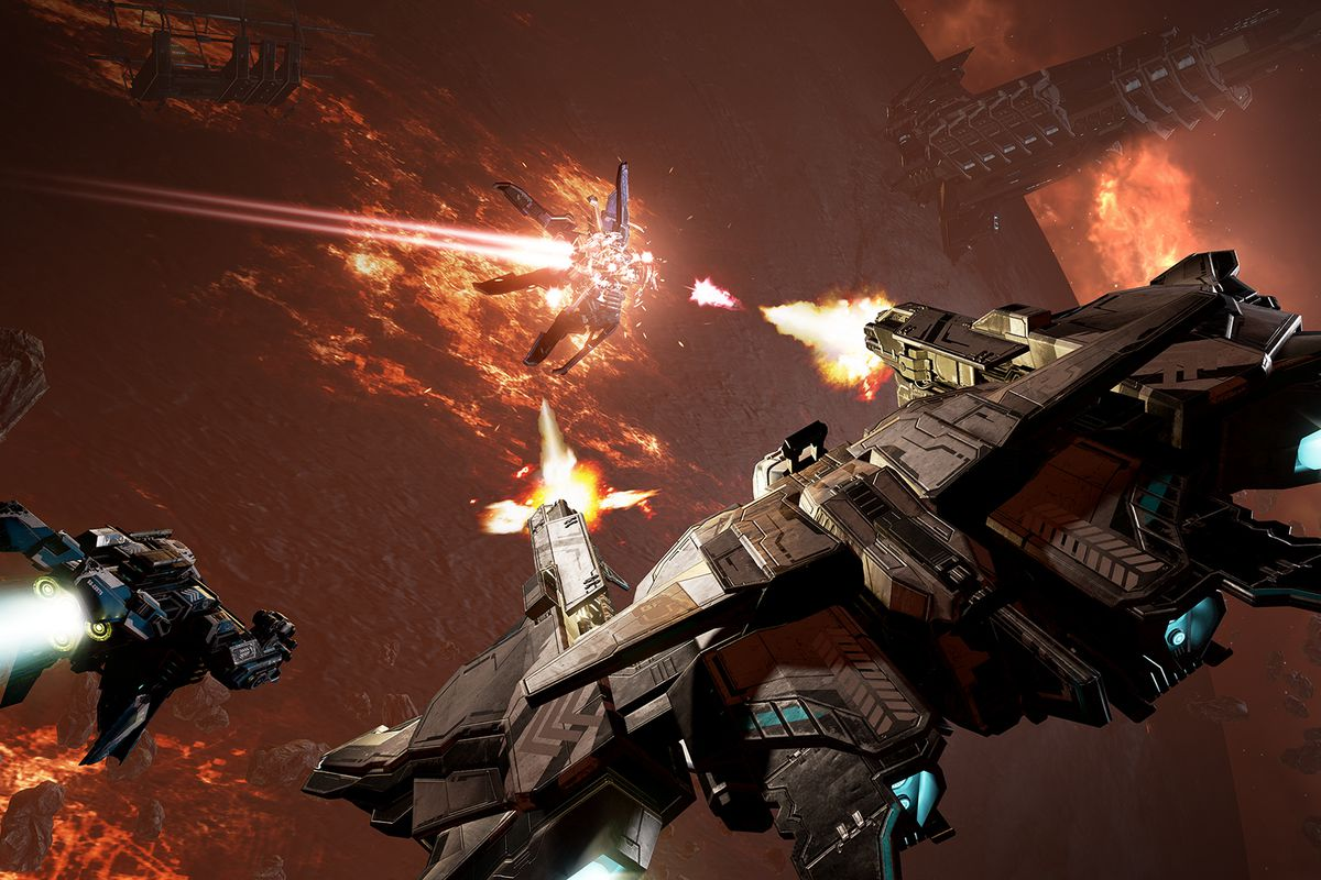 Eve: Valkyrie Studio Grabbed by Sumo Digital
