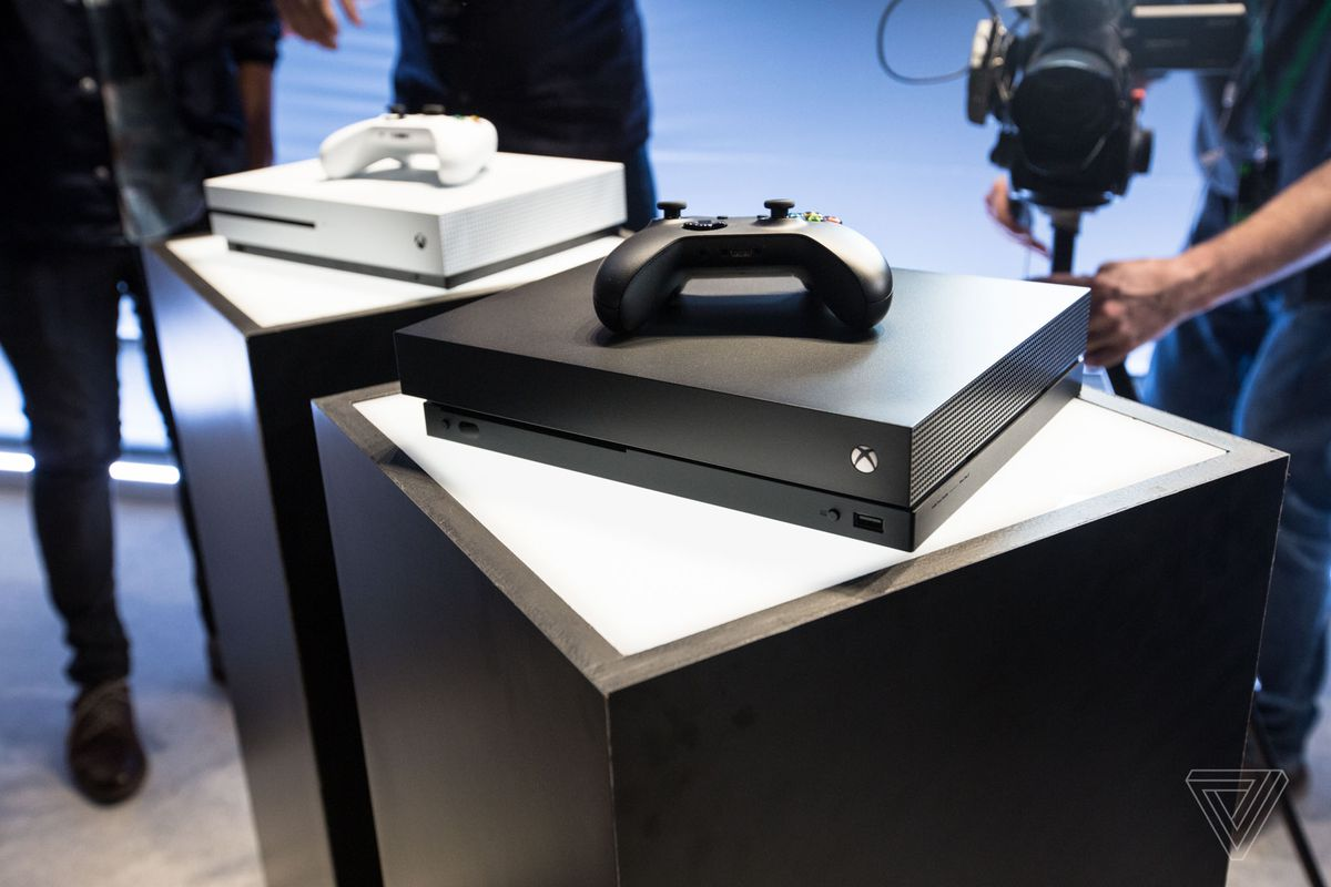 Microsoft on its lack of exclusives, selling 4K, and how Xbox One X