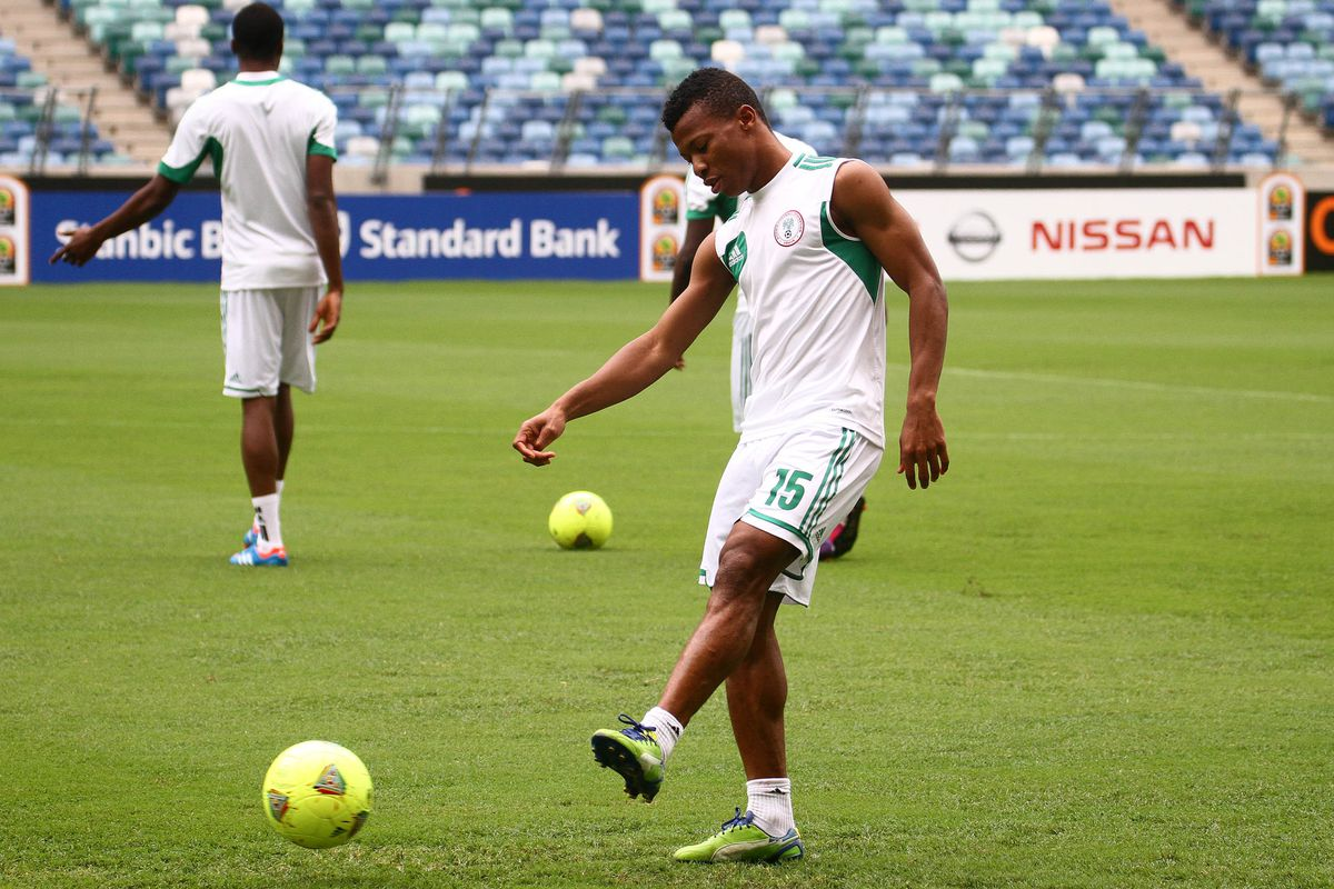 Jérémy Perbet: more competition for Ike Uche.