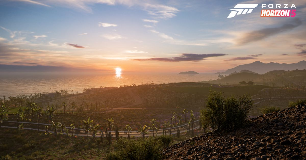 A closer look at Forza Horizon 5's beautiful take on Mexico