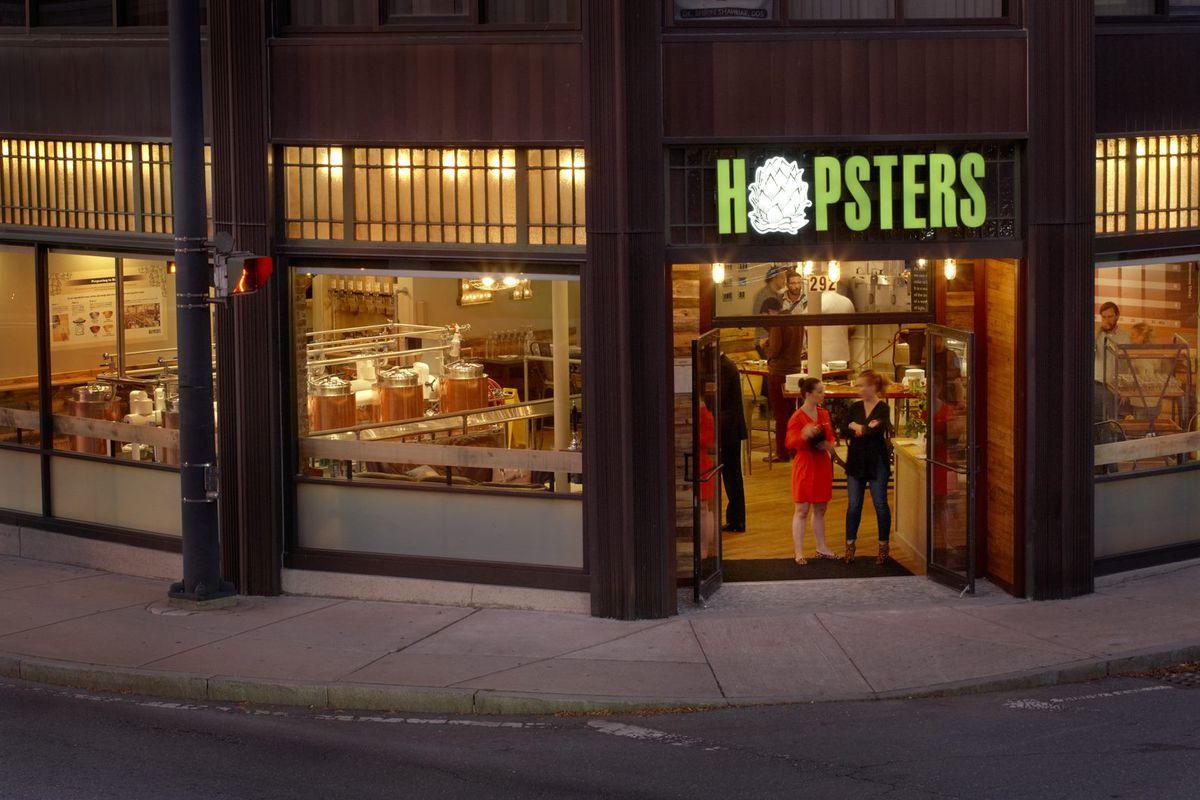 Hopsters Newton
