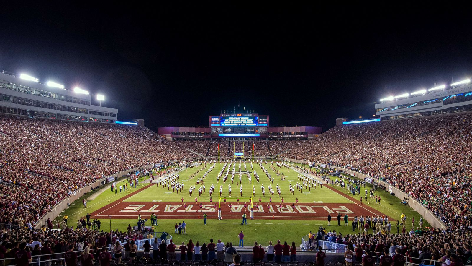 FSU football's recent home-field advantage is unmatched - Tomahawk Nation