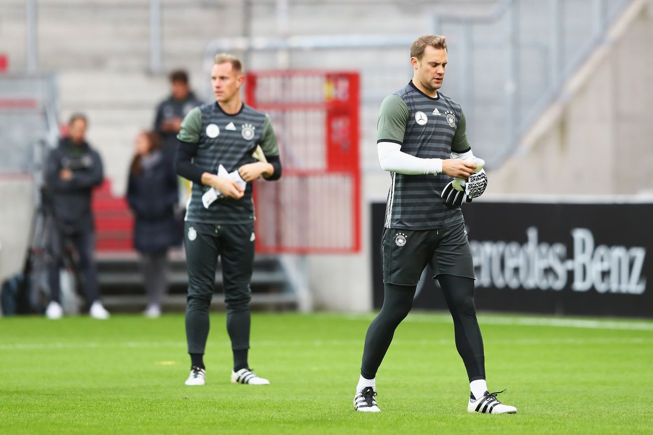 Round 3! Marc-André ter Stegen hits back at Manuel Neuer for ?inappropriate? statements