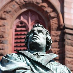 One of the great achievements of German literature is the Luther Bible, which arose out of political drama and transformed the history of Europe and the world.