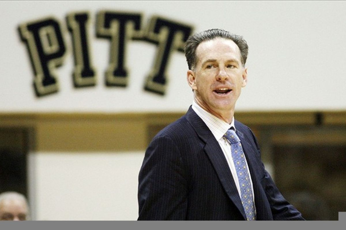 With all due respect, there's no way Jamie Dixon should rank ahead of Ben Howland (Charles LeClaire-USPRESSWIRE)