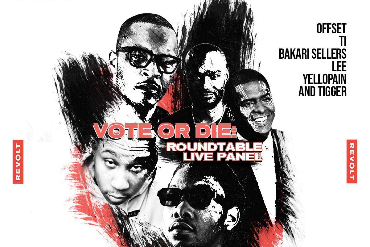 """REVOLT BLACK NEWS: VOTE OR DIE: The Black Male Impact"""