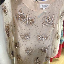 Badgley Mischka dress, $126 (was $800)